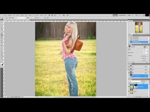 Tutorial: Photoshop CS5.5 Basics [1] - Der langweilige Start {deutsch 1080p hd}