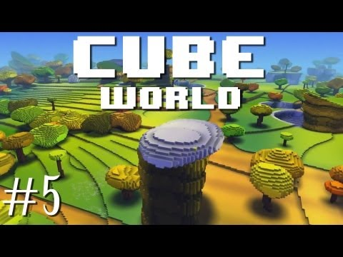 Let's Play Cube World: Run the Circle Strats! (Part 5)