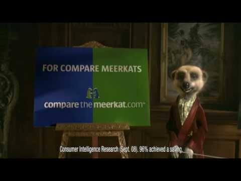 Compare the Meerkat/Compare The Market Advert