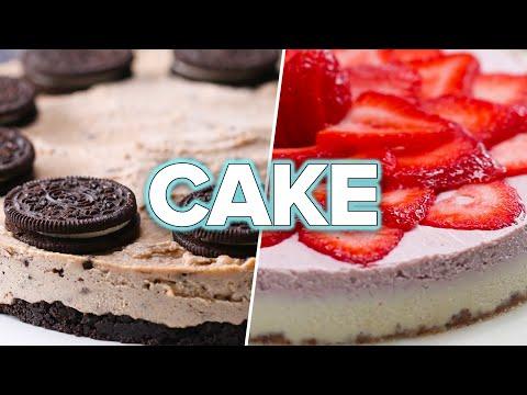 4 Satisfying Dairy-Free Cakes