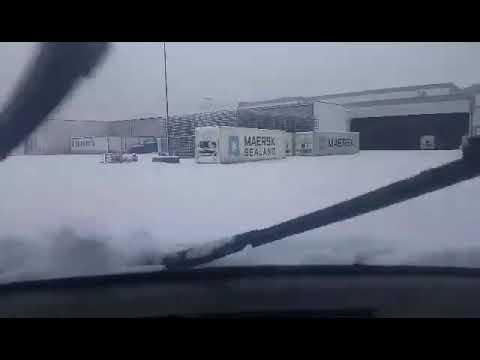 Norway snow fun