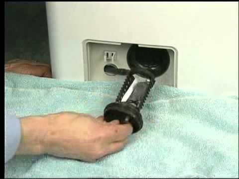 Front Load Washer Won't Drain or Spin Video: Washing Machine Tips from Sears PartsDirect