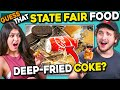Can YOU Guess That Deep Fried Food People Vs Food