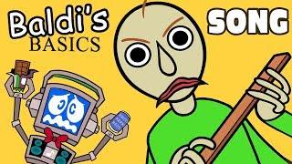 THE AFTERMATH | Animated Baldi's Basics Rap!
