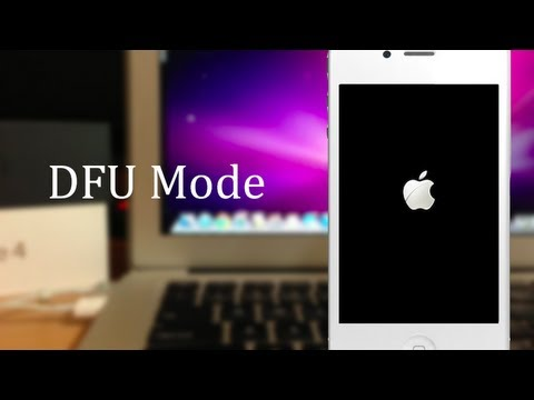 How to put your iPhone in DFU mode - iPhone Hacks