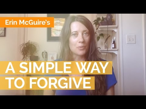 A Simple Way to Forgive