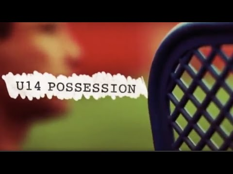 Soccer Coaching Possession Drill: Warm Up (Technical)