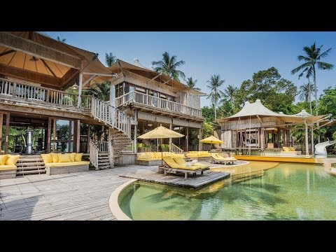 Soneva Kiri (Thailand), world's most AMAZING hotel: full tour