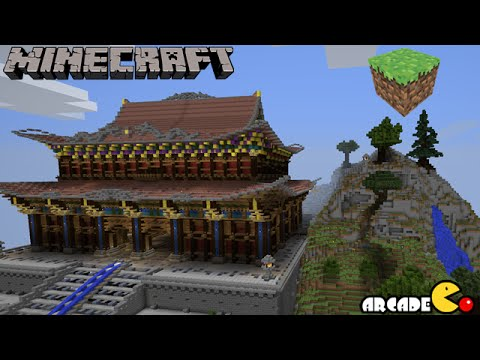 Minecraft: The Forbidden City, Imperial Palace and Great Wall of China - Guinness World Records