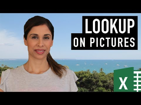 Excel Picture Lookup: 5 easy steps for dynamic images