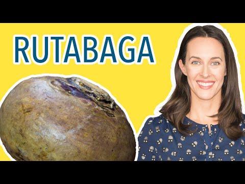 How to Cook Rutabaga (Swede, Neep, Swedish Turnip): Soup Recipe Demo