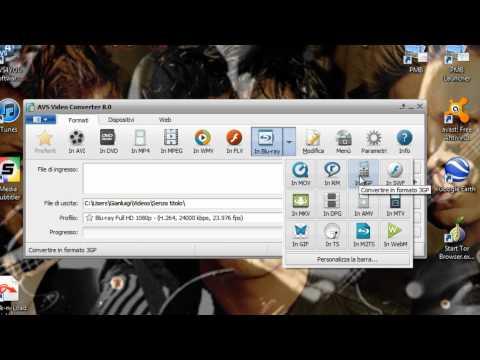 Xxx Mp4 Come Installare E Usare AVS Video Converter Tutorial 3gp Sex
