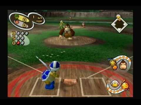 Let's Play Mario Superstar Baseball - Challenge Mode - Bowser (Part 2)