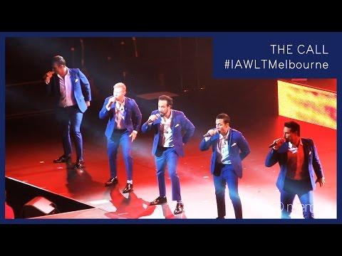 1  The Call | IAWLT Melbourne | Backstreet Boys