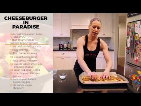 Cheeseburger in Paradise- RP Kitchen with Lori Shaw