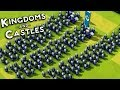Kingdoms and Castles NEW Update GIANT ARMIES!  (Kingdoms and Castles Beta 3 Update Army & Knights)