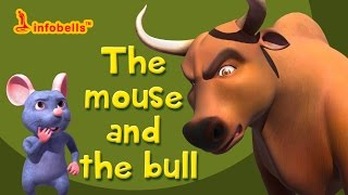 Stories for Kids | The Mouse and the Bull | Infobells