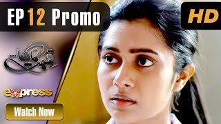 Pakistani Drama   Qismat Ka Likha - Episode 12 Promo   Express TV Dramas   Aijaz Aslam, Zhalay