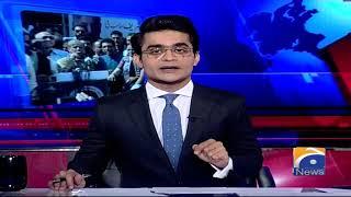 Aaj Shahzeb Khanzada Kay Sath - 23 April 2018