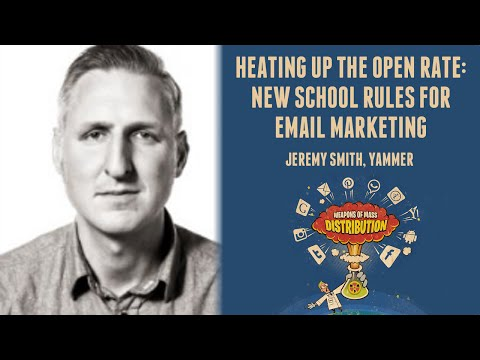[500DISTRO] Heating Up the Open Rate: New School Rules for Email Marketing