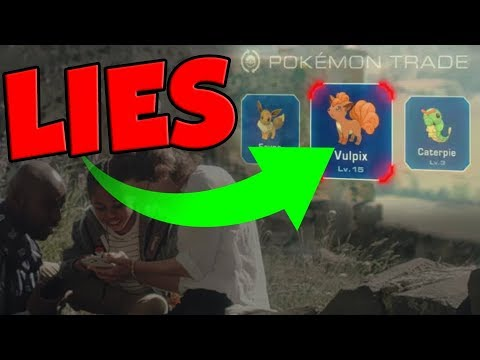 Pokemon GO Trading - Almost 3 Years Of LIES!