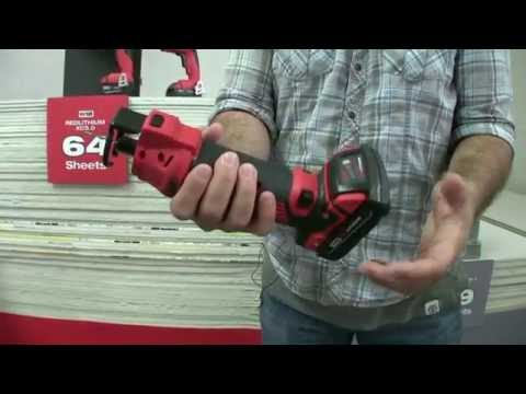 Faster, Lighter Cordless Drywall Tools