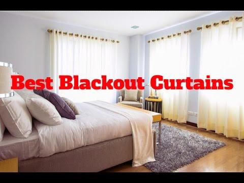 ►Top 5 Best Blackout Curtains►►Best Blackout Curtains  Review