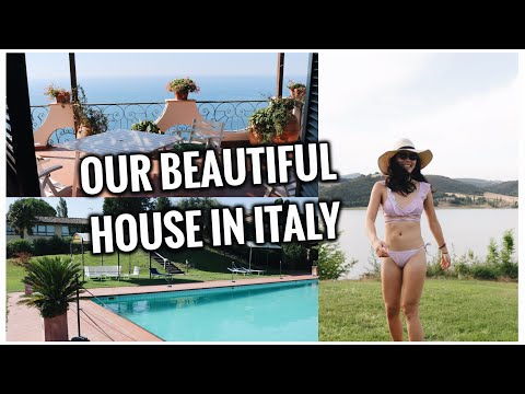 OUR BEAUTIFUL HOUSE IN AMALFI | ITALY TRAVEL VLOG #1