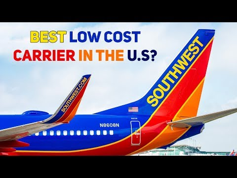 Is Southwest Airlines BETTER Than The Legacy Carriers?