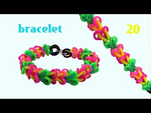 rainbow loom bracelet 20