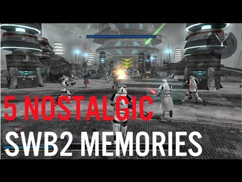 5 Nostalgic Star Wars Battlefront 2 Moments we all Remember