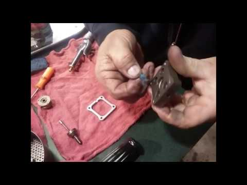 7.3 Injector Tear-down/Reassembly