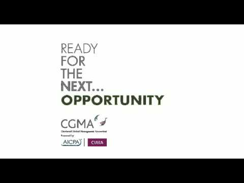 Get Globally Qualified with CIMA