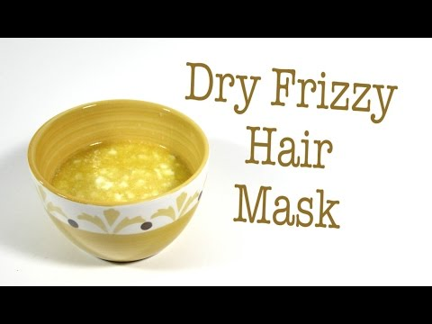 Dry Frizzy Hair treatment