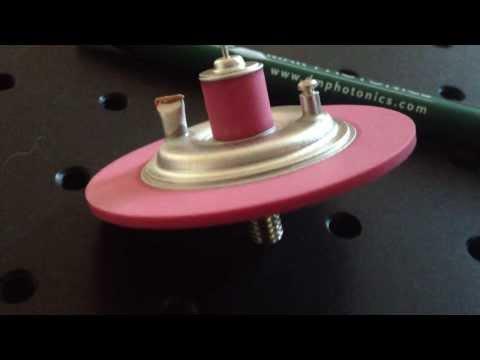 Spark Gap RU-69 for aviation engine ignition systems sales@dmphotonics.com