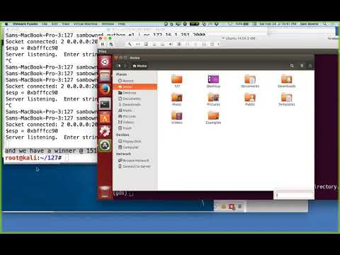 CNIT 127 Ch 5: Introduction to heap overflows (Part 2 of 2)