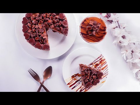 Chocolate Mousse Cake Without Bake or Without Oven Recipe By SooperChef