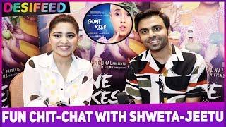 Shweta Tripathi & Jeetu Talk About Gone Kesh, Off-Screen Fun & More | Exclusive Interview