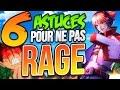 6 Astuces pour ne pas RAGE sur LoL (+ 45% winrate)