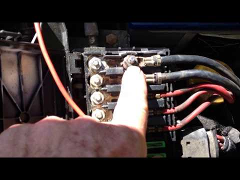 Ford Galaxy   electrical   problem     FIXED    Aug 27, 2015