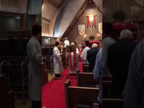 Pentecost Gospel