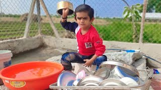 CHOTU DADA BARTAN WALA | छोटू दादा बर्तन वाला | Khandesh Hindi Comedy | Chotu dada Comedy Video