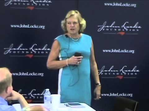 Amerigroup's Cathy Rossberg discusses potential N.C. Medicaid cost savings with managed care
