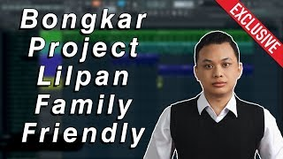 Download BONGKAR RAHASIA! Beginilah Cara Membuat Musik Lilpan Family Friendly feat. Wiyana Sakti Video