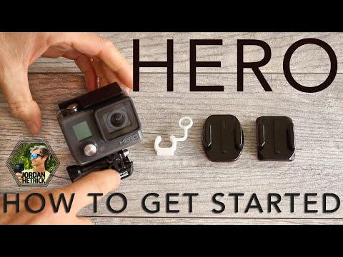 GoPro HERO Tutorial: How To Get Started