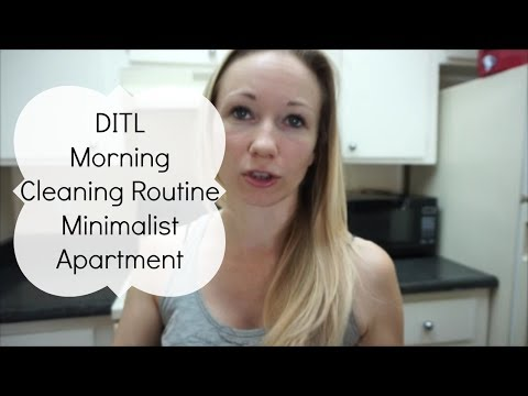 DITL Morning Cleaning Routine | Stay at Home, Home School Mom