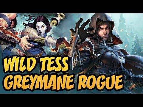 Hearthstone: Wild Tess Greymane Rogue