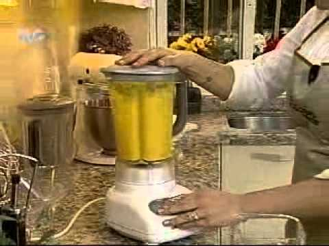 Receta para preparar Margaritas de Mango y Tamarindo