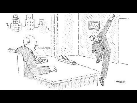 How to Write a New Yorker Cartoon Caption