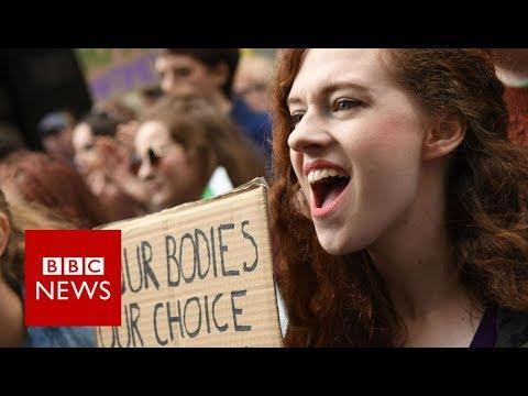 Irish abortion referendum: Vote to be held in May - BBC News